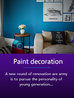 Decorative paint